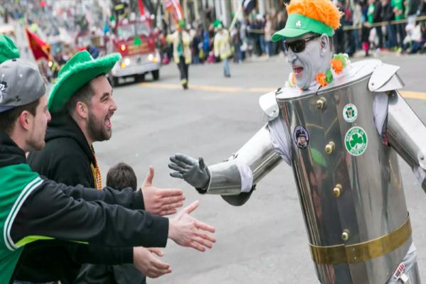 st patrick's day parade boston 2020