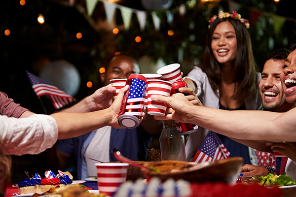 4th of july clambake ideas