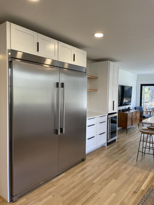 Budget-Friendly Built-in Refrigerator