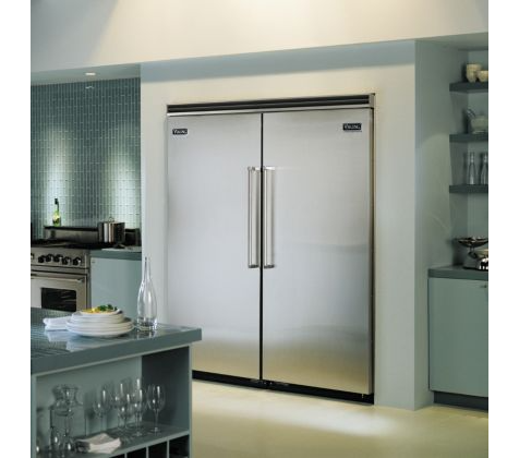 Built-in Refrigerator with the Most Color Options